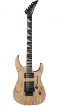 Jackson Guitars X Series Soloist Slx Spalted Maple Dark Walnut Fingerboard Natural
