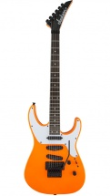 Jackson Guitars X Series Soloist Sl4x Rw Neon Orange