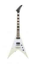 Jackson Guitars Kvxt Scott Ian King V Ivory