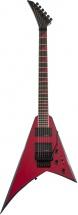 Jackson Guitars Rrx24 - Red W/blk Bvls