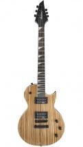 Jackson Guitars X Series Monarkh Scx Zebrawood Rw Natural