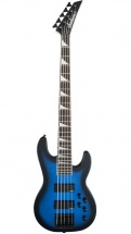 Jackson Guitars Js Series Concert Bass Js3v Rw Metallic Blue Burst