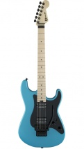 Charvel Pro-mod So-cal Style 1 Hh Fr M Maple Fingerboard Matte Blue Frost