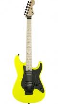 Charvel Pro Mod So Cal 1 2h Fr Neon Yellow