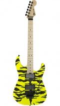 Charvel Satchel Signature Pro-mod Dk Maple Fingerboard Yellow Bengal
