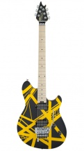 Evh Wolfgang Special Mn Black And Yellow