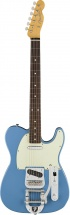 Fender Japan Ltd Traditional 60s Telecaster Bigsby Rw Candy Blue