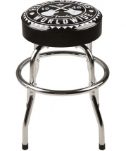 Fender Fender Worldwide Barstool Black 24 In