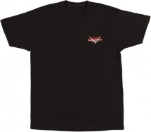 Fender Custom Shop Globe T-shirt Blk Xl