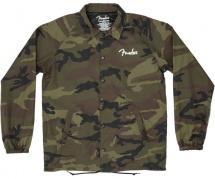 Fender Camo Coaches Jacket  S