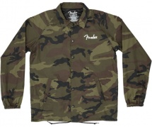 Fender Camo Coaches Jacket  L