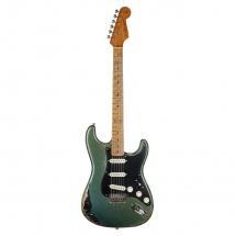 Fender Stratocaster 57 Heavy Relic Sherwood Over Black