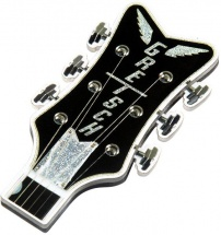 Gretsch Guitars 3d Fridge Magnet