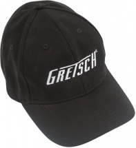Gretsch Guitars Flx Fit Hat Blk S/m
