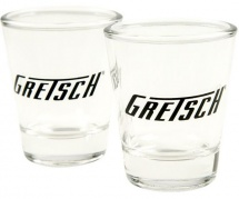 Gretsch Guitars Shot Glass Set (2)