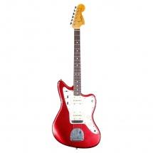 Fender 1962 Relic Jazzmaster Sparkle Red Relic + Etui