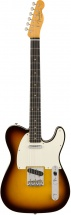 Fender Vintage Custom 1959 Telecaster Custom Nos Rw Chocolate 3-color Sunburst