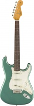 Fender 1965 Stratocaster Journeyman Relic Rw Aged Teal Green Metallic