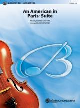 Gershwin George - American In Paris Suite - Full Orchestra