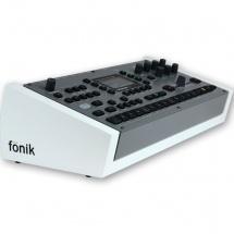 Fonik Stand Pour Elektron Octatrack/machinedrum/monomachine (blanc)