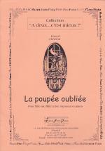 Franck P. - La Poupee Oubliee - Flute (flb) Et Piano