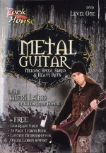 Laiho Alexi - Metal Guitar Level 1 Dvd
