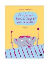 Vandevenne Thomas - Le Clavier Bien A Temps Pour Se Reperer Vol.2