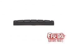 Graphtech Graphtech Sillet Black Tusq Fender Style Slotted 43 X 5.33 X 3.35