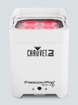 Chauvet Freedom Par Quad 4 Ip Blanc