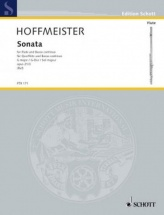 Hoffmeister F. A. - Sonata G Major Op.21/3 - Flute and Piano