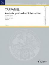 Taffanel Paul - Andante, Pastoral and Scherzettino - Flute and Piano