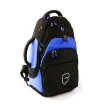 Fusion Bags Housse Bugle Noire Et Bleue Pb-02-b