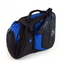 Fusion Bags Housse Cor D\'harmonie Pro (pavillon Fixe) Noire Et Bleue Pb-10-b