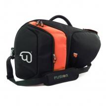 Fusion Bags Housse Cor D\'harmonie (pavillon Fixe) Noire Et Orange Pb-11-o