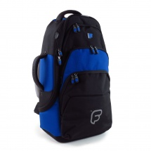 Fusion Bags Housse Cornet Baryton Noire Et Bleue Pb-12-b