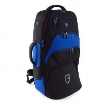 Fusion Bags Housse Euphonium Noire Et Bleue Pb-13-b