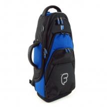 Fusion Bags Housse Saxophone Alto Noire Et Bleue Pw-01-b