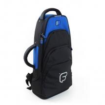 Fusion Bags Housse Trompette Noire Et Bleue Ub-03-b