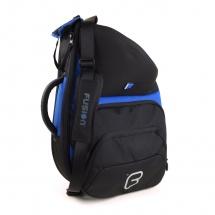 Fusion Bags Housse Cor D\'harmonie (pavillon Fixe) Noire Et Bleue Ub-08-b