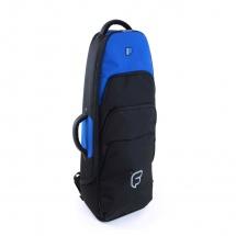 Fusion Bags Housse Saxophone Tenor Noire Et Bleue Uw-03-b
