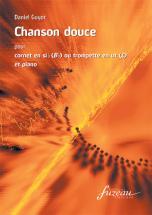 Guyot Daniel - Chanson Douce - Cornet En Sib