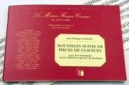 Rameau J.p. - Nouvelle Suite De Pieces De Clavecin - Fac-simile Fuzeau