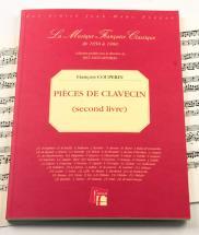 Couperin F. - Pieces De Clavecin, Second Livre - Fac-simile Fuzeau