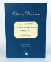 Hoffmeister F.a. - Etudes Pour Alto Livres I & Ii Leipzig