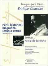 Granados E. - Cahier Musicologique Preparant L'integrale De L'oeuvre De Granados