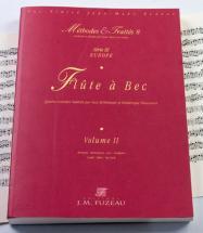 Mohlmeier S./thouvenot F. - Methodes Et Traites Flute A Bec Vol.2, Serie Iii Europe - Fac-simile