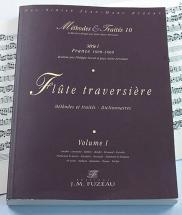 Lescat P./saint-arroman J. - Methodes Et Traites Flute Traversiere Vol.1, Serie I France 1600-1800