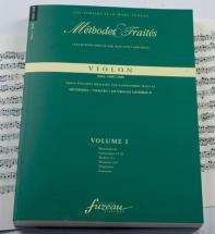 Moccia A. - Methodes Et Traites Violon Vol.1, Serie Iv Italie 1600-1800 - Fac-simile Fuzeau