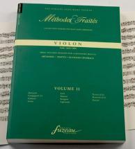 Moccia A. - Methodes Et Traites Violon Vol.2 Serie Iv, Italie 1600-1800 - Fac-simile Fuzeau