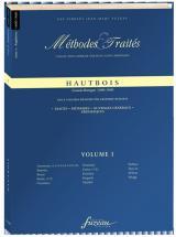 Burgess G. - Methodes Et Traites Hautbois Vol.1, Serie Vi Grande-bretagne 1600-1860 - Fac-simile